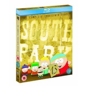 South Park: Season 12 & 13 (Blu-ray) - £1.99 @ HMV (Mis-price?)