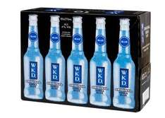 WKD blue 10 pack from Sainsburys 2 packets for £16