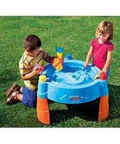 EXPIRED - Little Tikes Island Adventure Water Table £12.99 Argos/Ebay (+£1.99 delivery)