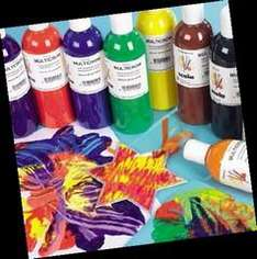 Scola Multicrom Paint (Red, White, Burnt Sienna) - Only 72p each delivered @ Amazon