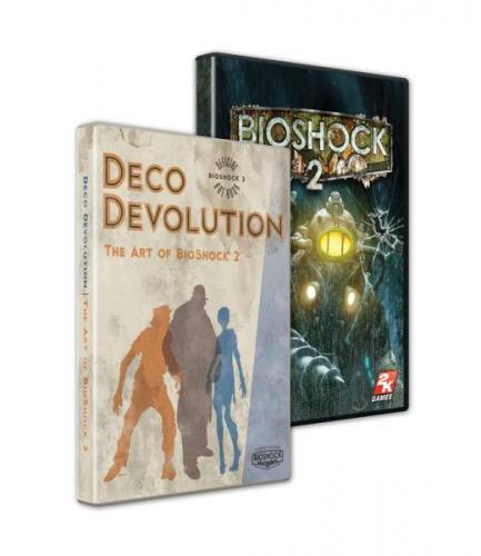 Bioshock 2 Rapture Edition (Xbox 360) - £15 Trade in (Store Credit) @ HMV