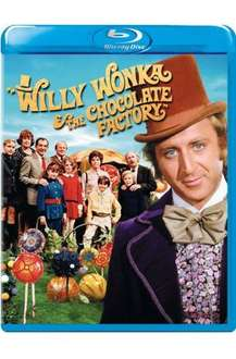 Willy Wonka and the Choclate Factory (1971) (Blu-ray) - £5.99 @ Play