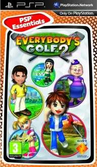 Everybody's Golf 2 (PSP) - £4.99 @ The Game Collection