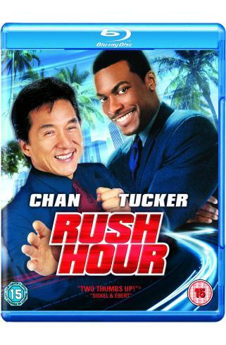 Rush Hour (Blu-ray) - £6.99 Delivered @ Amazon UK & Play