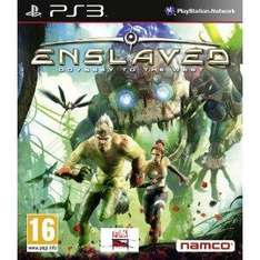 Enslaved: Odyssey to the West (Xbox 360) (PS3) - £12 Delivered @ Amazon & Tesco Entertainment