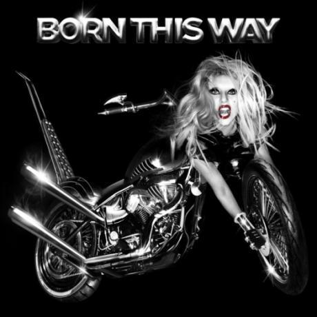 Lady GaGa: Born This Way (MP3 Album Download) (Pre-order) - £5 @ 7digital