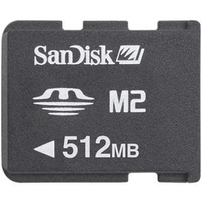 512 MB M2 Memory Card - £0.05 @ CeX