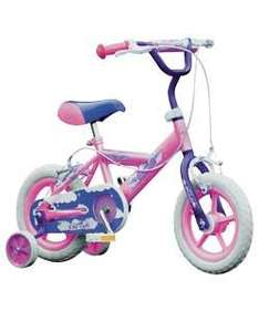 Kid Active 12 Inch Kid's Bike (Girls) - was £49.95 now £24.97 @ Argos