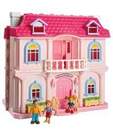 Chad Valley Dream Doll's House - was £24.99 now £12.49 @ Argos