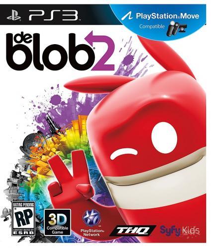 De Blob 2 (PS3) - £7.89 + £1.99 Postage @ Sendit