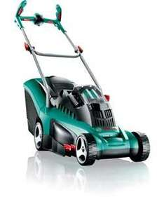 Top of The Range Cordless 2 Batteries Bosch Rotak 43 LI Ergo Flex Rotary Lawnmower £319.20 instore only @ Homebase