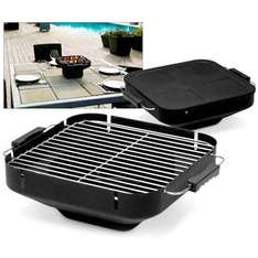 Portable Charcoal BBQ from Dealtastic £21.48 + 20% quidco