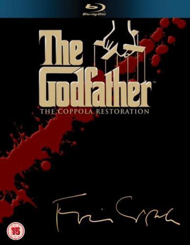 The Godfather Trilogy: The Coppola Restoration (Blu-ray) (4 Disc) - £17.85 Delivered @ Zavvi
