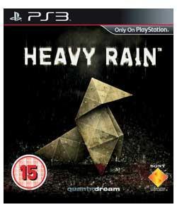 Heavy Rain (PS3) (Pre-owned) - £11.99 @ Argos