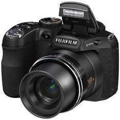"""Fujifilm FinePix S1800 (12Mp, 18x Wide Optical Zoom, 3"""" LCD) - £99.99 @ Jacobs Digital (Collect Instore)"""