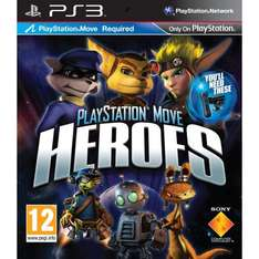 Heroes On The Move (PS3) - £23.86 @ Shopto
