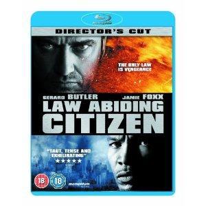 Law Abiding Citizen: Directors Cut (Blu-ray) - £7.99 @ Amazon