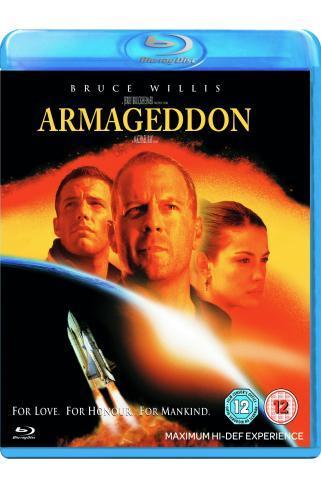 Armageddon (Blu-ray)  - £7.99 Delivered @ Amazon & HMV