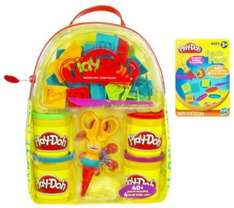 Playdoh Back Pack - was £16.99 now £6.99 @ The Hut