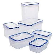 All Sizes Kliplock Tupperware Containers £1 @Morrisons