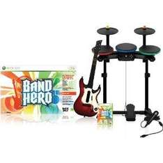 Band Hero Super Bundle (Xbox 360) - £42.97 @ Amazon