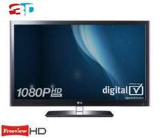 """LG 42LW550T - 42"""" 3D Passive LED TV 1080p HD Freeview 7 Pairs of Glasses! - £899 @ Richer Sounds (+ £100 Sky Cashback)"""