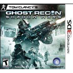 Tom Clancy's Ghost Recon: Shadow Wars (3DS) - £24.85 @ Shopto