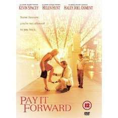 Pay It Forward (2001) (DVD) - £2.99 Delivered @ Play & Amazon UK