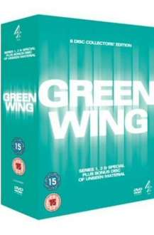 Green Wing: The Definitive Edition (DVD) (8 Disc) - £12.99 Delivered @ Play