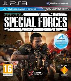 SOCOM(4): Special Forces (Move Compatible) (PS3) - £36.85 @ Simply Games
