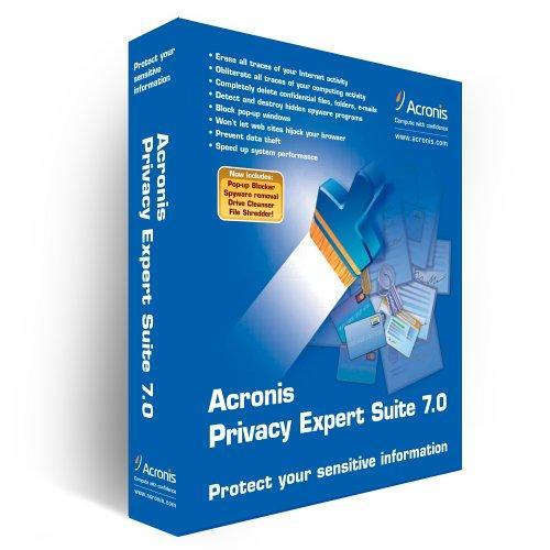 Acronis Privacy Expert - £1.53 @ Amazon