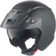 Highway 1 JX2 Jet Helmet Matt Black - £39.95 @ Get Geared