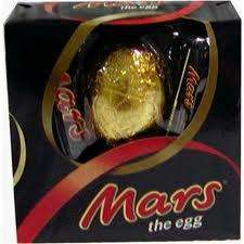 Mars Easter Egg, 2 Snack Size Bars and 2 Medium Size Bars £1 @ ASDA