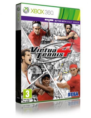 Virtua Tennis 4 (Xbox 360) (PS3) - £32.86 @ Shopto