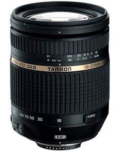Tamron 18-270mm f3.5-6.3 Di II VC Lens for Nikon/Canon - £299.95 @ Jessops