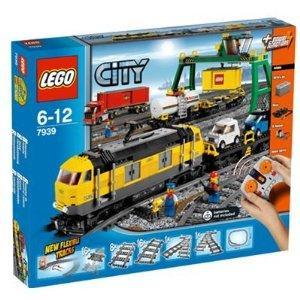 Lego City Cargo Train - was £129.99 now £87.10 @ Amazon