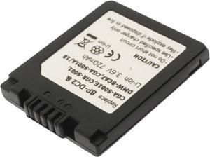 Panasonic Compatible Digital Camera Battery - 99p Delivered @ 7dayshop