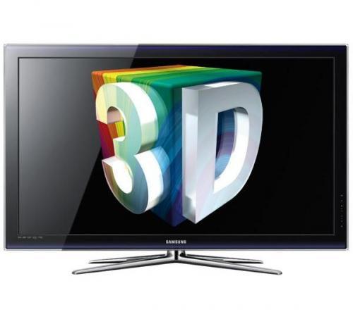 "Samsung PS50C680 - 50"" Full HD Plasma 3D TV - £749.90 @ Dixons"