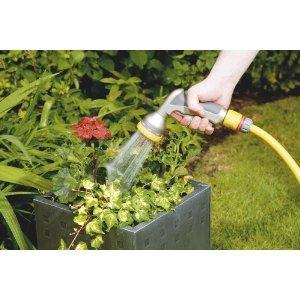 Hozelock Metal Rose Head Watering Gun £11.81 @amazon.