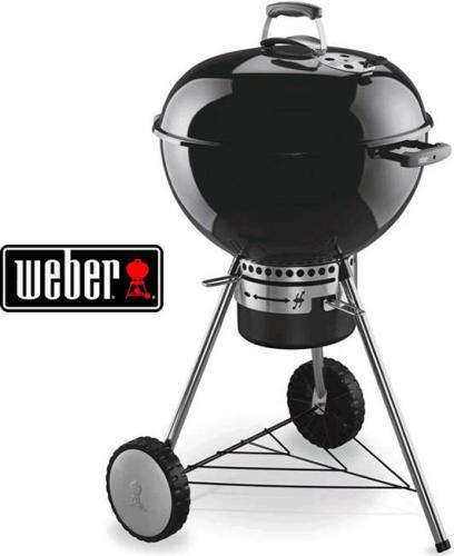 Weber 57cm One Touch Premium BBQ £143.99 @ Homebase