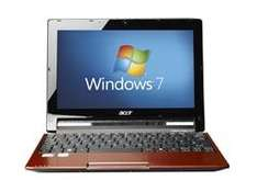 """Acer Aspire One 533 10.1"""" Red/Black Netbook (Refurb) 250gb HDD 1GB DDR3 - £159.99 @ eBay Currys Outlet"""