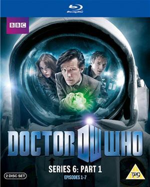 Doctor Who Blu-ray Deals @ Sendit