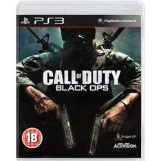 Call of Duty: Black Ops (PS3) - £24.95 @ John Lewis (Reserve & Collect)