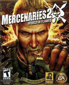 Mercenaries 2 (PC) - £1.99 Delivered @ The Game Collection