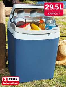 Electric Cool Box - 29.5L Capacity £34.99 @ Lidl
