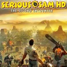 Serious Sam HD: The Second Encounter (PC) - £3.74 @ Get Games (Activates via Steam)