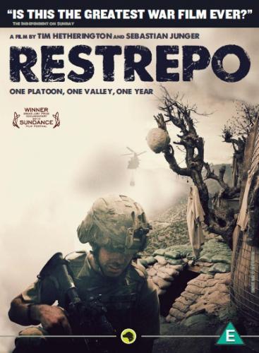 Restrepo (DVD) - £5.85 @ Zavvi & The Hut