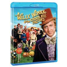 Willy Wonka and The Chocolate Factory (Blu-ray) (Region Free) - £5.99 Delivered @ Amazon UK