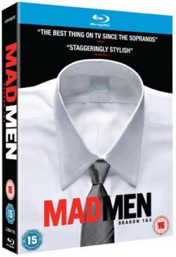 Mad Men: Series 1-2 (Blu-ray) - £17.85 @ Zavvi