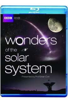 Wonders of The Solar System (Blu-ray) - £7.59 (with code) @ Price Minister Sold by Gzoop